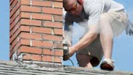 How to Repair Chimney Cracks