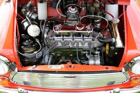 Image Gallery: Engines You don't have to be a master mechanic to successfully replace the fuel lines in your car. See pictures of engines.