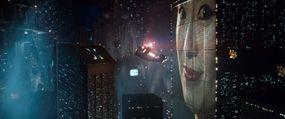 "Rain, neon and flying cars -- the world of ""Blade Runner"""