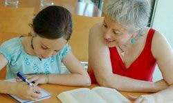 Local schools often welcome retirees as volunteers.