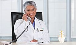 If you want to help organize medical facilities after retirement, consider becoming a consultant.
