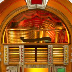 An old juke box is like a musical time machine.