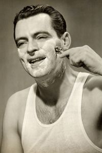 The first safety razors could leave your face lousy with nicks. See more pictures of personal hygiene practices.