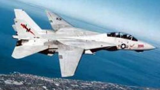 Watch Your Six: Military Jet Pictures