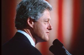 Bill Clinton issued arguably the most sweeping revolving door restrictions when he took office in 1992.
