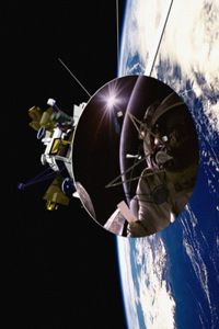 Surrounding the Earth with reflective satellites could reduce the amount of light hitting the planet.