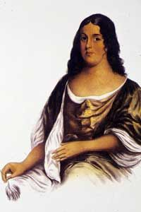 Pocahontas was around 11 years old when she met Capt. John Smith.