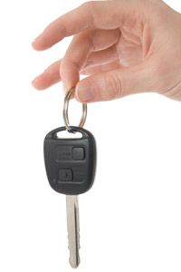 An RFID-equipped key could help throw off the thieves -- or not. See more pictures of essential car gadgets.