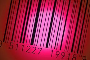Bar codes like this one are found on almost every product we purchase.