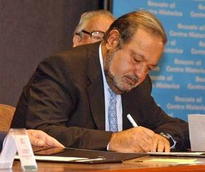 Mexican businessman Carlos Slim, with a net worth of $67.8 billion, has passed Bill Gates to become the richest person in the world.