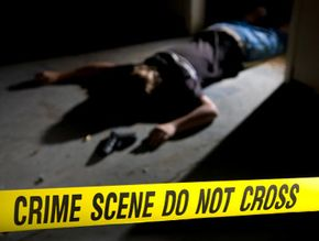 Rigor mortis can play an important role in crime scene investigation. See more death pictures.