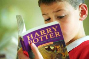 """The American Library Association says that the """"Harry Potter"""" series collectively is the most banned book of the 21st century."""