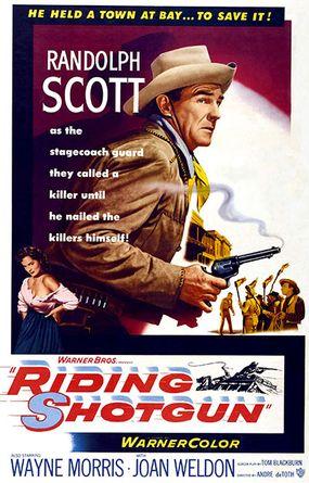 Riding shotgun movie