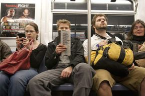 Being wedged close to strangers on a train means etiquette is more important than ever.