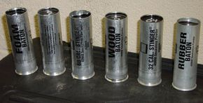 40-mm rounds