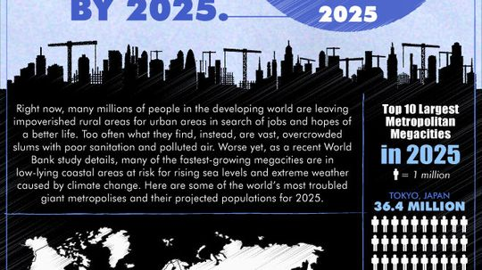 Rise of Megacities: The Future Illustrated