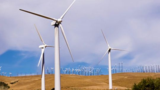Are there any risks associated with the production of wind energy?