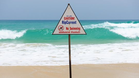 How Rip Currents Work