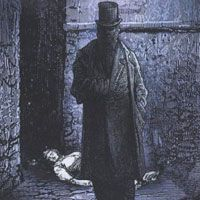 """Image from """"The Complete History of Jack the Ripper,"""" by Philip Sugden"""