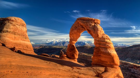 Ancient Rock Arches Sing Songs
