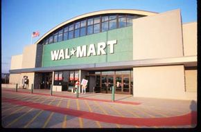 Wal-Mart's 'Eco-Mart'was designed to significantly increase worker productivity anduses energy efficient lighting, heating and recycled goods.