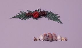 ©2007 Publications International, Ltd.                              Choose any type of rocks and natural materials for your other barrettes.