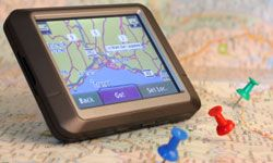Drive routes more efficiently using your GPS.