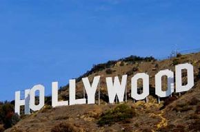 The Hollywood sign in California is as famous as the many stars that live beneath its nine letters.