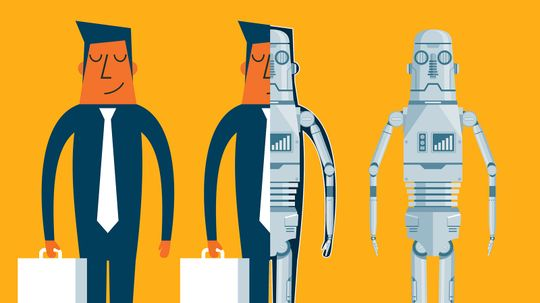 If a Robot Takes a Job From a Human, Should It Pay Taxes, Too?