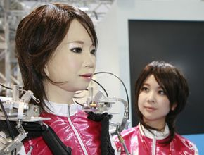 As robots become more life-like, the challenges of integrating them into human society is expected to increase.