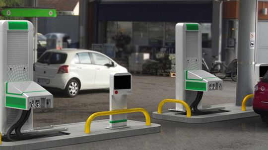 How Robotic Gas Pumps Work