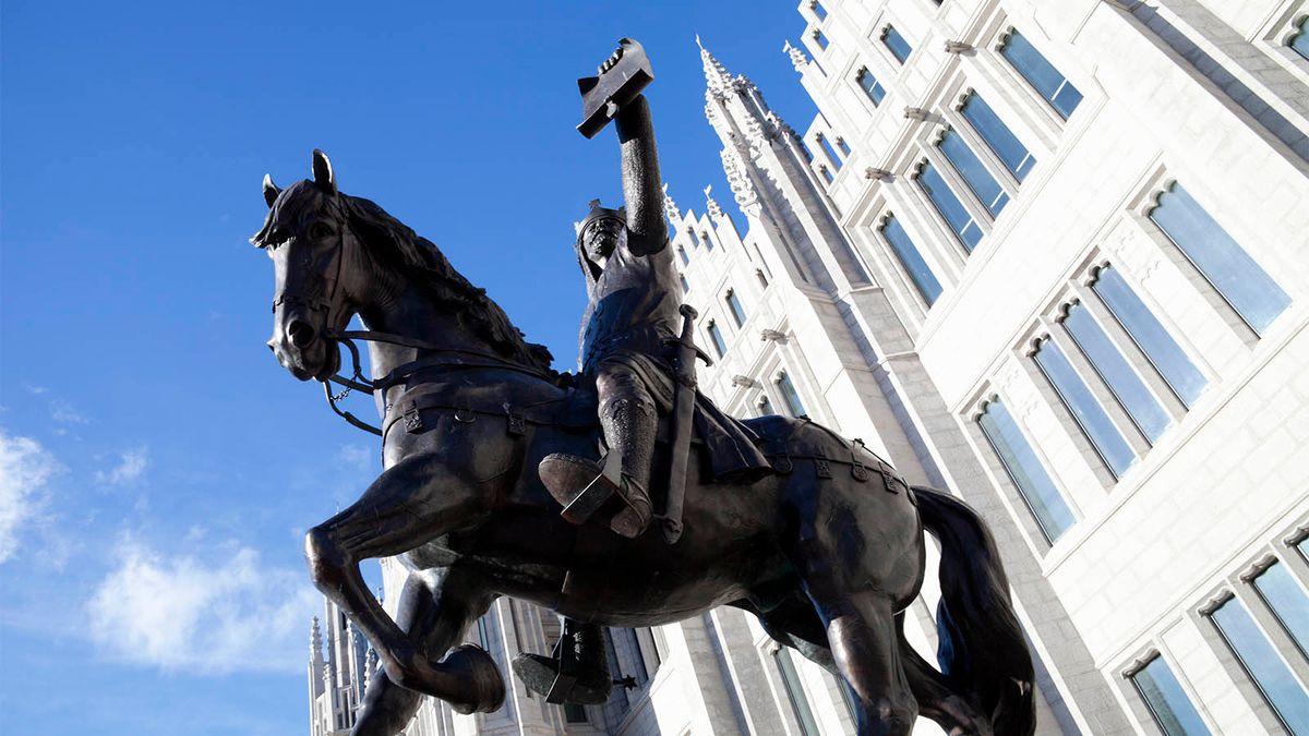 クモに触発されたロバート・ザ・ブルースがスコットランドの独立を勝ち取った方法