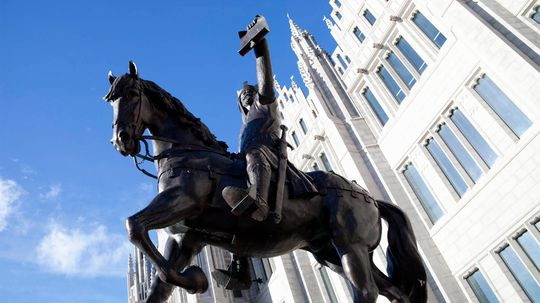 How Robert the Bruce, Inspired by a Spider, Won Scottish Independence