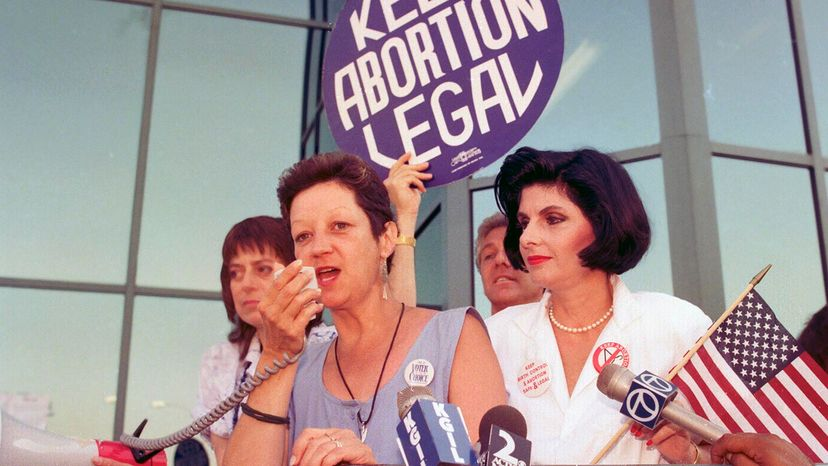 abortion rights rally