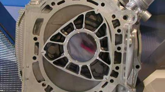 How Rotary Engines Work