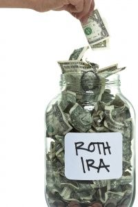 You have to actually set up a Roth IRA with a bank. The labeled jar approach does not qualify.