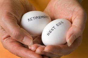 A Roth IRA can help increase the size of your nest egg.
