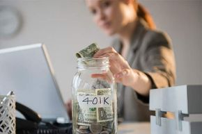 Which jar should your retirement money go into: traditional 401(k) or Roth 401(k)?