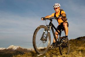 Even for experienced cyclists, riding uphill can be a challenge.