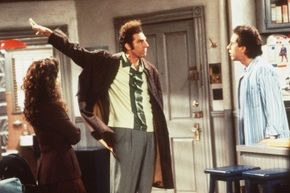 """Standardized patients were around way before Kramer's famously nutty depiction of one on the hit TV show """"Seinfeld,"""" but that episode helped to boost awareness big time."""