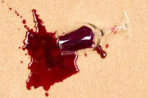 Stain-resistant carpet can make it easier to clean up spills and other messes.