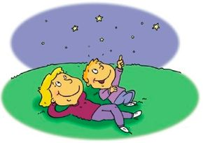Our star gazing project will put a twinkle in your eye!