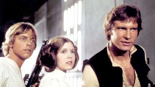 Casting Han Solo Was Harder Than Blowing Up the Death Star