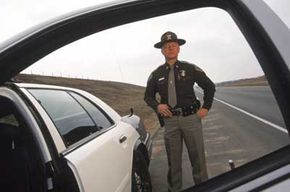 Police Image Gallery State troopers primarily patrol the roads, state property and rural areas without local law enforcement. See more pictures of police.