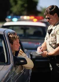 State troopers are responsible for patrolling state roads and highways.