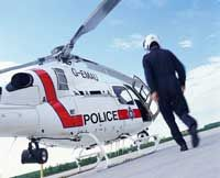 Some state police helicopters have heat sensors to track where marijuana is being grown indoors.
