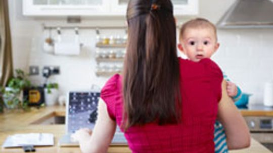5 Stay-at-home Mom Budget Tips
