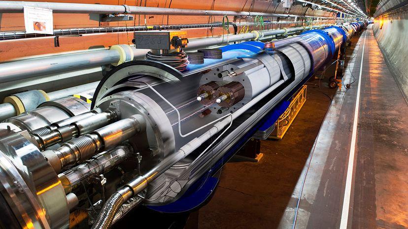 Larger Hadron Collider