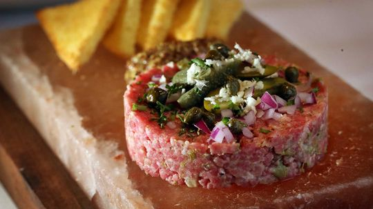 Yes, Steak Tartare Is Safe to Eat