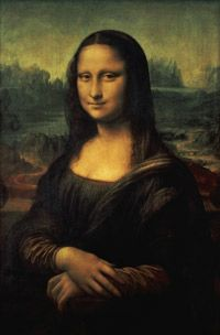 """Welcome back. The famed """"Mona Lisa"""" was stolen from the Louvre by an Italian custodian in 1911."""